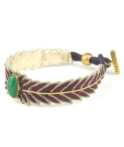 Bracelet Loriane Purple NAHUA