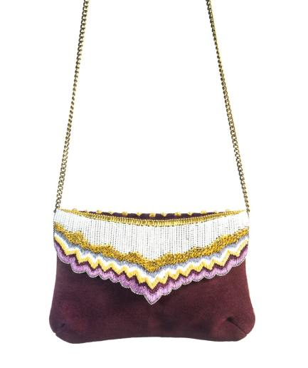Pochette Mahes Purple NAHUA