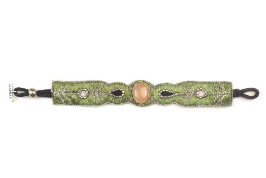Bracelet chic Opaline | Pink/Mousse | Photo 3