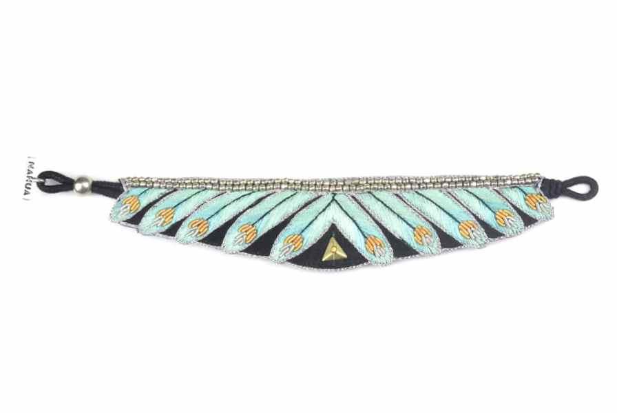 Bracelet ethnique Niall | Turquoise | Photo 3