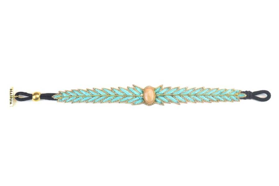Bracelet chic Loriane | Aqua | Photo 3