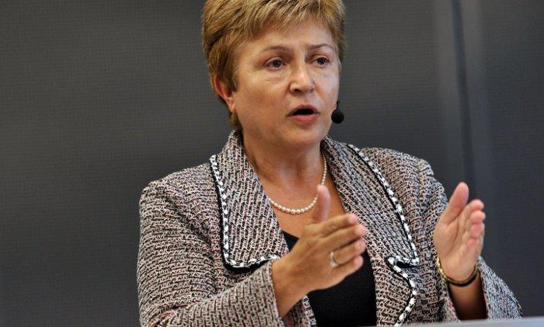 IMF - World Bank Group Interim President Kristalina Georgieva (International Monetary Fund)