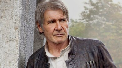 Photo of Harrison Ford is a vegetarian
