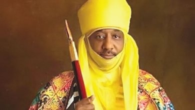 Photo of Sanusi won't challenge his dethronement in court – Monarch