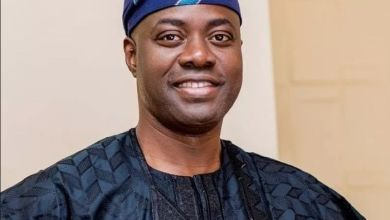 Photo of BREAKING: Governor Makinde tests positive for coronavirus