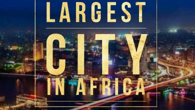Photo of What is the largest city in Africa?