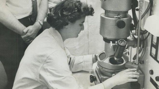 first coronavirus The Woman