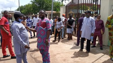 Photo of Police takes over NBA premise as lawyers protest alleged illegality, imposition