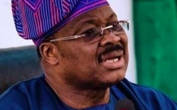 Photo of Ajimobi is alive, say daughter-in-law, aide