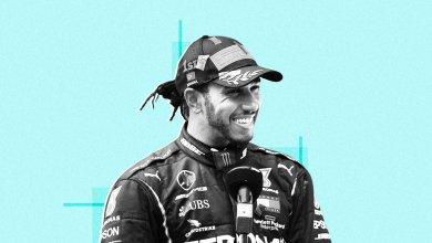 Photo of Lewis Hamilton