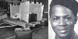 attempted smuggling back to Nigeria, of a former Nigerian Minister of Transport, Umaru Dikko, who purportedly stole a billion dollars from the Nigerian government under President Shehu Shagari then and had fled to London when General Muhammadu Buhari became the Head of State.