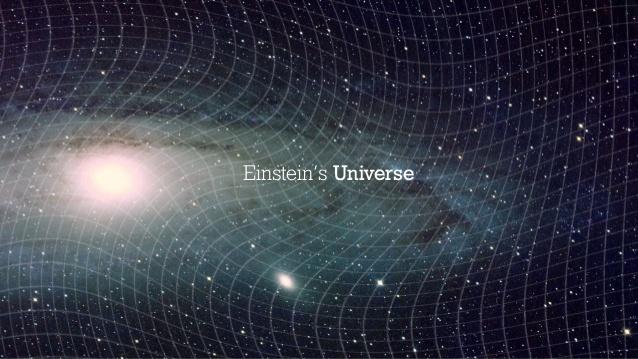 Einsteins Universe Naiadseye
