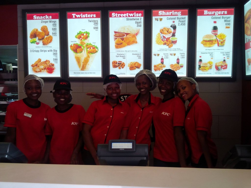 KFC Opens A New Branch In Parklands Naibuzz