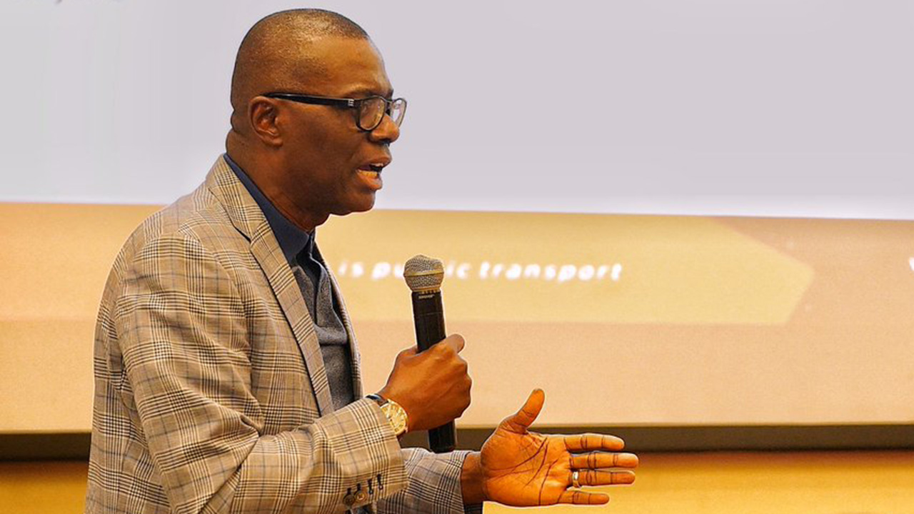 Sanwo Olu Restates Commitment To Rid Lagos Of Traffic Gridlock