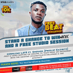 Upcoming Artiste:- Participate In The Eazibitz Freebeat Challenge (Get In Here)