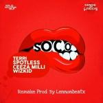 [INSTRUMENTAL] Wizkid, Ceeza Milli, Spotless & Terri – Soco Remake (Prod. By Lennonbeatx)