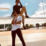 D'prince Calls Wizkid & Tiwa Savage 'Mr & Mrs. See Her Response
