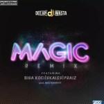MUSIC: DJ J Masta – Magic Ft. Bisa Kdei, Skales & Praiz