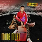 MUSIC: Elbank – More Night
