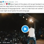 Davido Performs In Mayotte At Sold Out Concert – Country He Never Heard Of