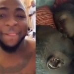 Davido Reacts As Video Of Peruzzi In Bed With An Unknown Lady Emerges Online