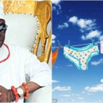 Oba Of Benin: Yahoo Boys Stealing Pants Will Face The Consequences