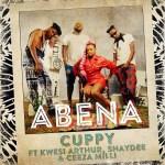 MUSIC: Cuppy – Abena Ft. Ceeza Milli, Shaydee, Kwesi Arthur