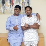 """A Proud Son Of Ogun State"" – Governor-Elect Dapo Abiodun With Olamide"