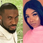 Nigerians Storms Peter Okoye's Page As Tacha Gets Disqualified From BBNaija