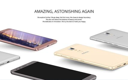 Infinix Note 3 official picture