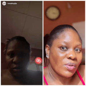 AT LAST!! See The Face Of Instablog Owner As She Mistakenly Reveal Herself (PHOTO)