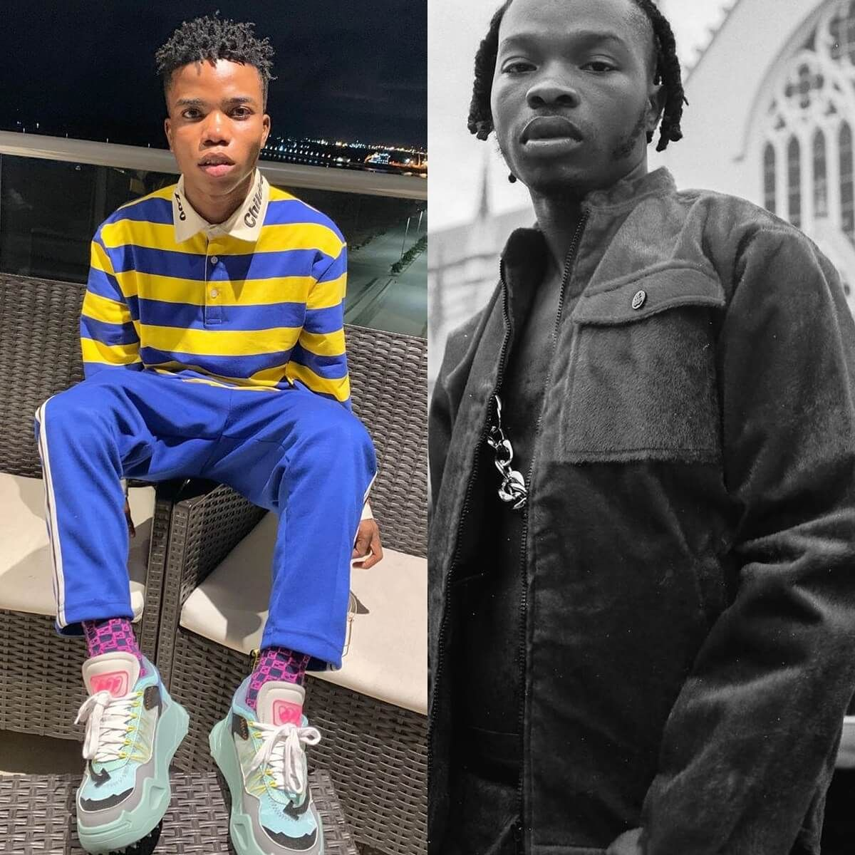 """Naira Marley Backs Lyta As Fans React On His """"Hold Me Down"""" Video For Coping Asian K-Pop Video Style"""