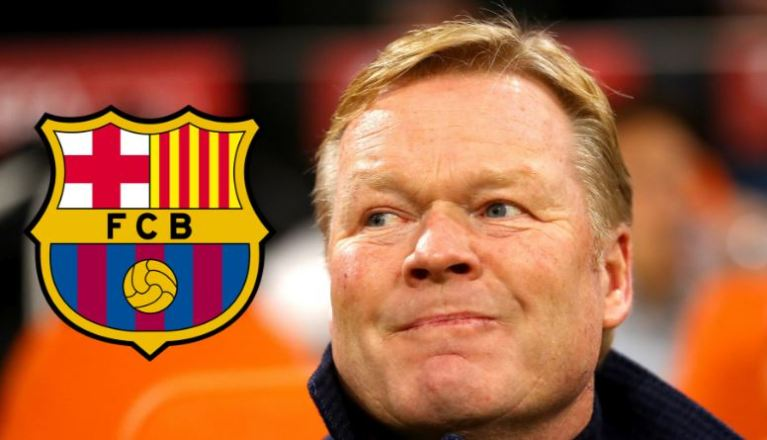 Barcelona Shortlist 6 Managers To Replace Ronald Koeman (See Them)
