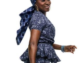 Angelique Kidjo Biography.