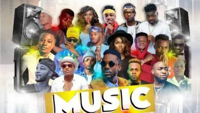 Photo of NaijaBlast x Dj Talkative – Music Still Matters [MSM]