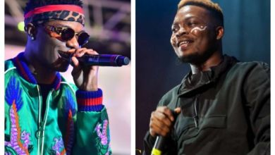 Photo of WOW!! Wizkid Made a Surprise Appearance At Olamide's Concert, Left His Own Show (Video)