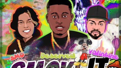 Photo of Lyrics: Deserved – Smoke It Ft S Mo x Jayden Valentine