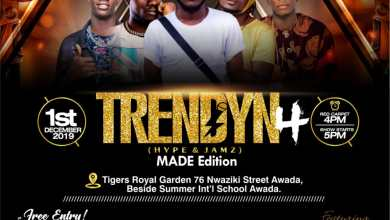 Photo of Event: TRENDYN4 (Read)