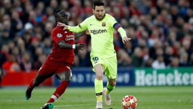 Photo of 'It is a shame to see Sadio Mane in fourth'- Lionel Messi says Liverpool star should have been higher in Ballon d'Or rankings