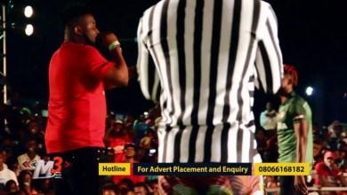 Photo of Erigga & Chinko Ekun Engage In A Rap Battle At MerryBet Show