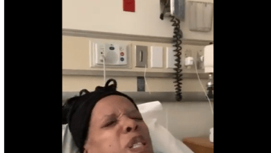 Photo of Very Painful: Woman Shared A Video Of Her Undergoing Corona Virus Test