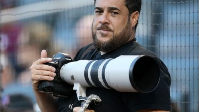 Photo of Popular Sports Photographer Anthony Causi Dies Of Coronavirus At Age 48.