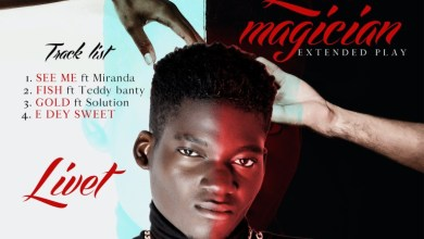 Photo of Livet – Love Magician EP