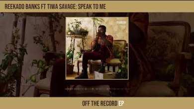 Photo of Reekado Banks – Speak To Me ft. Tiwa Savage