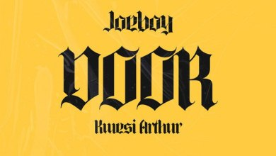 Photo of Joeboy Ft. Kwesi Arthur – Door (Remix)