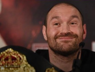 """""""I'll knock Joshua out in third round"""" - Fury"""