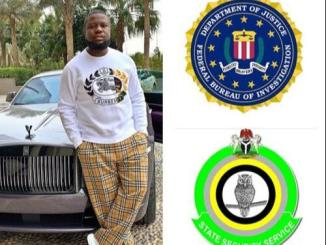 Breaking : Nigeria and US fight for the custody of Hushpuppi
