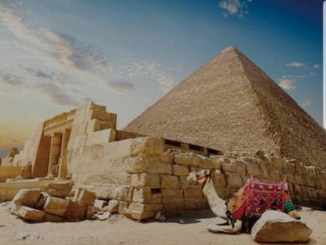 Egypt plans to lure back tourists, unveils two new airports