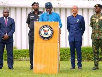 Lagos State government begins law enforcement on distressed buildings