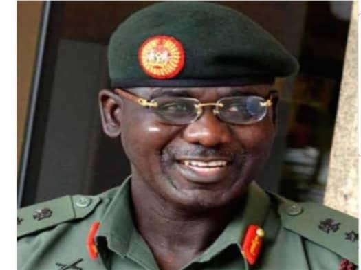 Buratai - 99% of terrorists are Nigerians